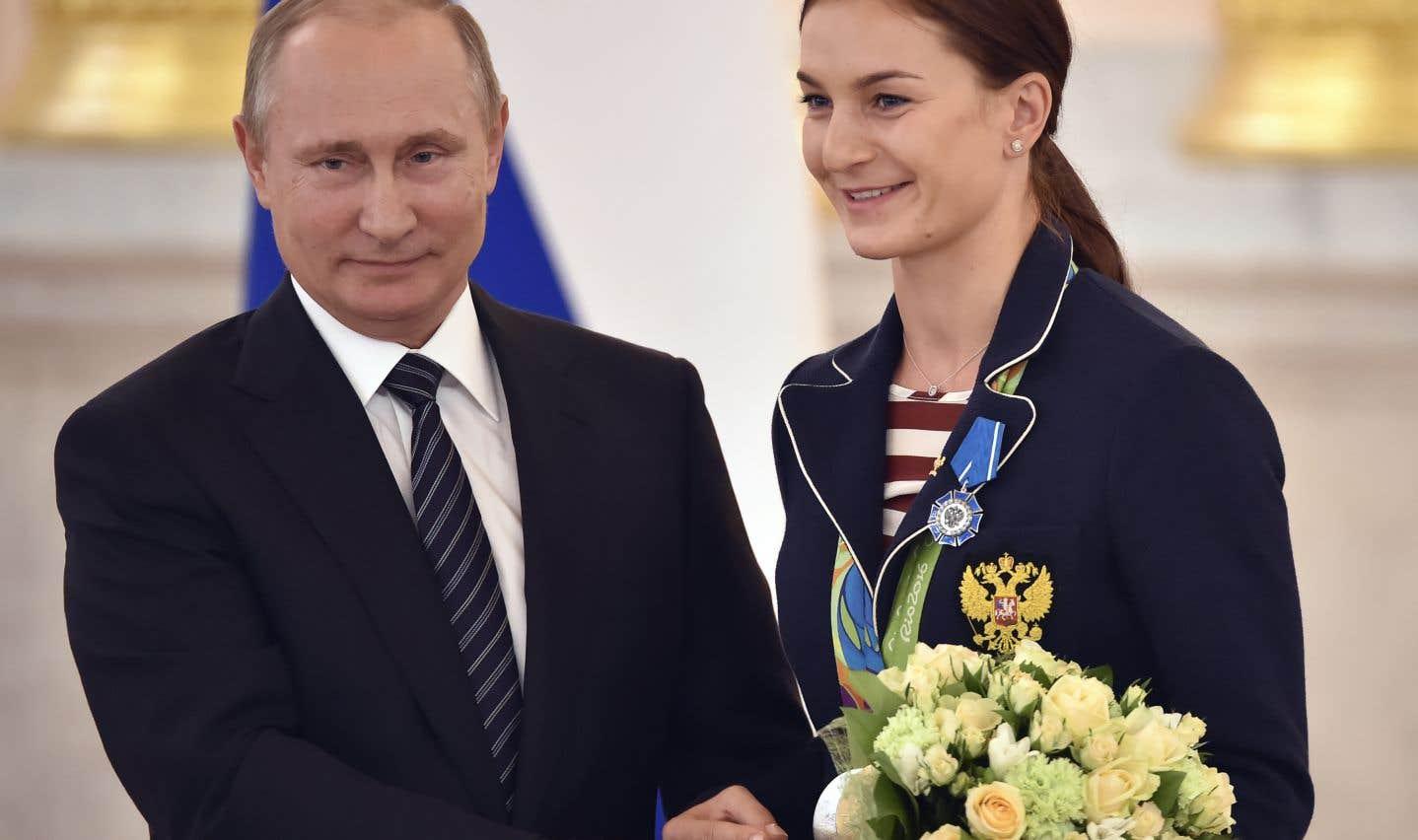Les athlètes russes veulent aller à Pyeongchang