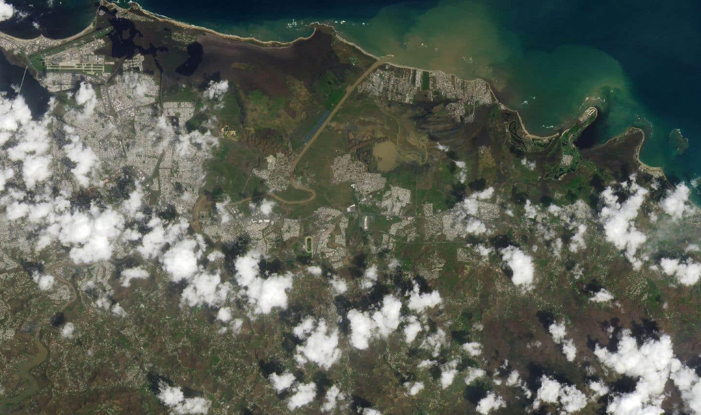 Sur les 50 variables climatiques essentielles à la compréhension du climat, 26 sont observées depuis l'espace grâce à des satellites.