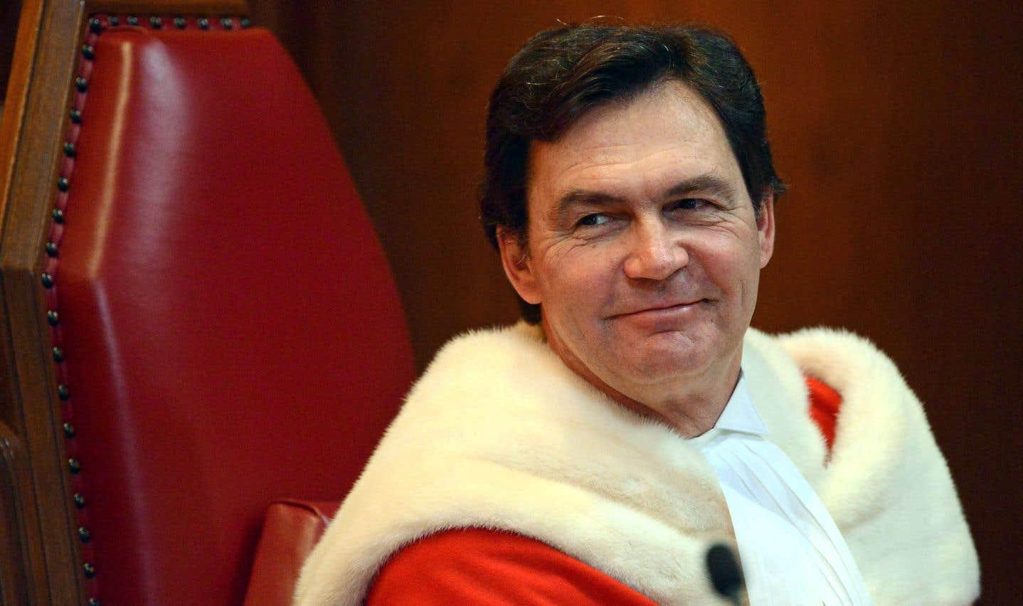 Prochain juge en chef: Richard Wagner part favori