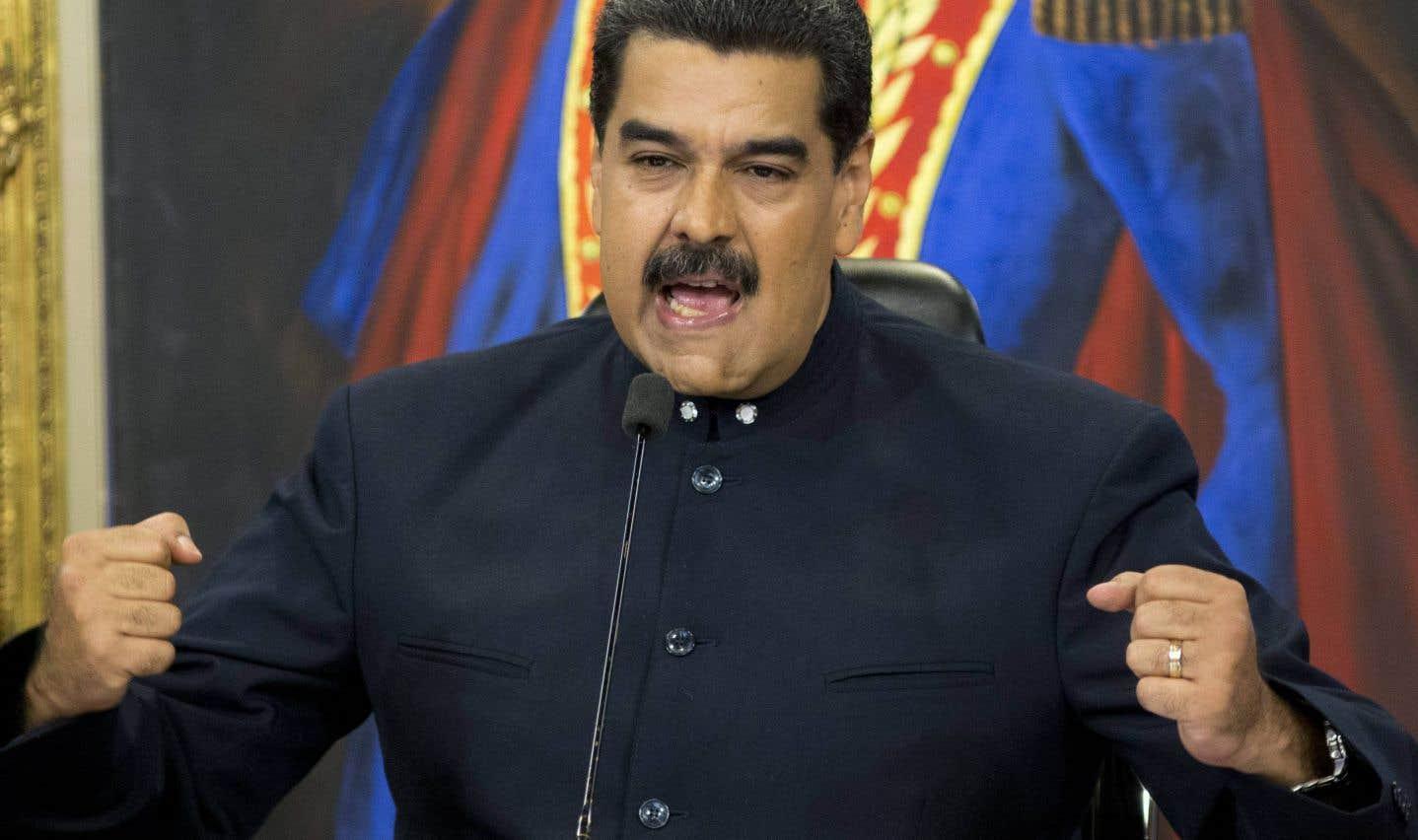 Maduro en position de force après un nouveau succès électoral au Venezuela