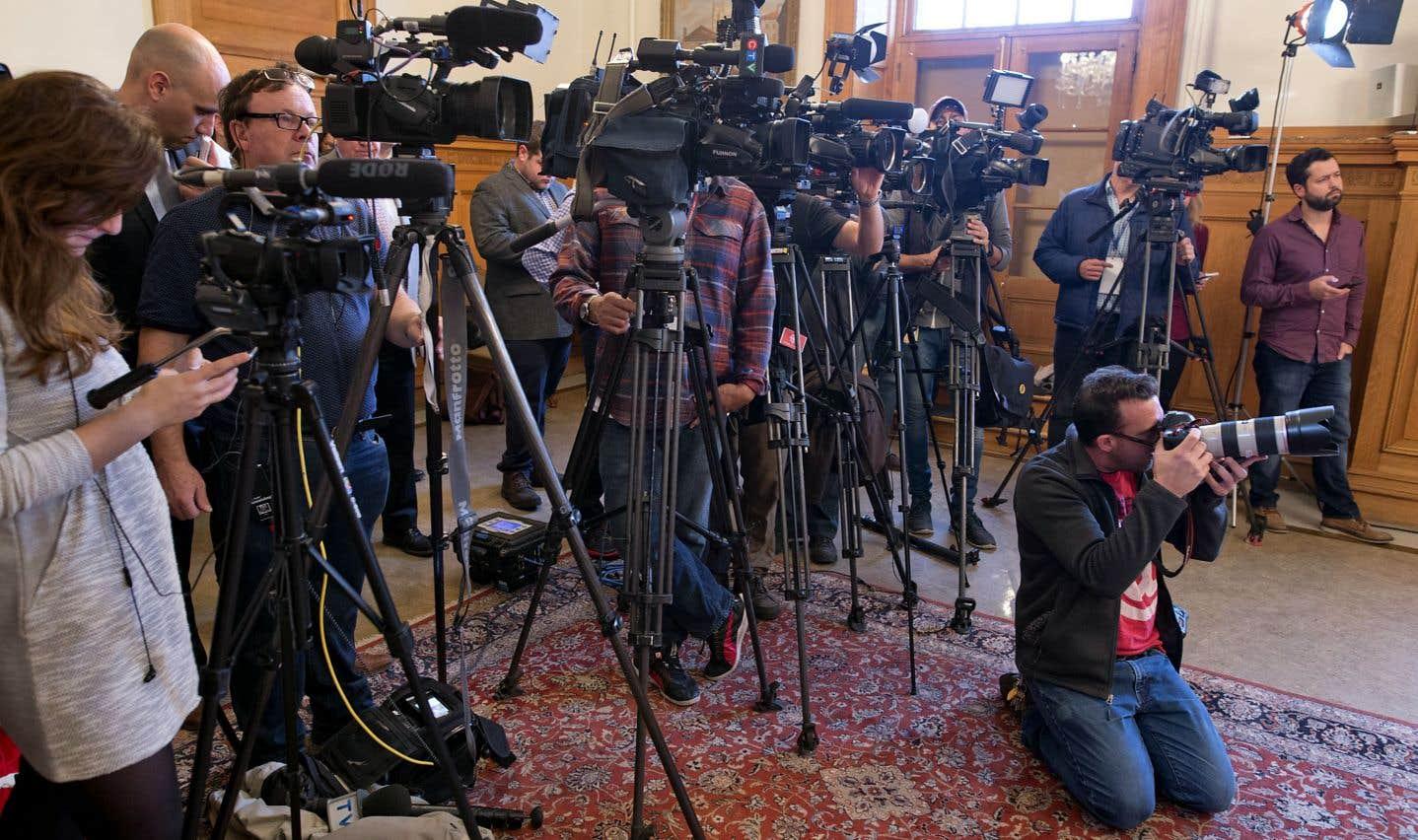 Les représentants de la presse et leurs sources seront mieux protégés si Québec met en oeuvre les recommandations de la commission Chamberland.