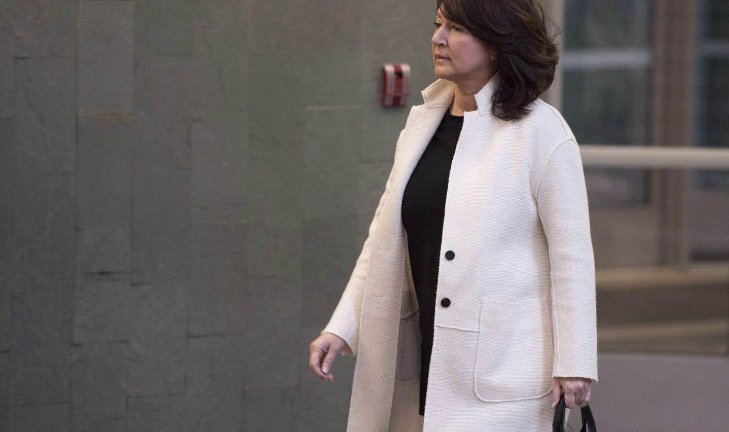 Nathalie Normandeau invoque Jordan pour faire annuler son procès