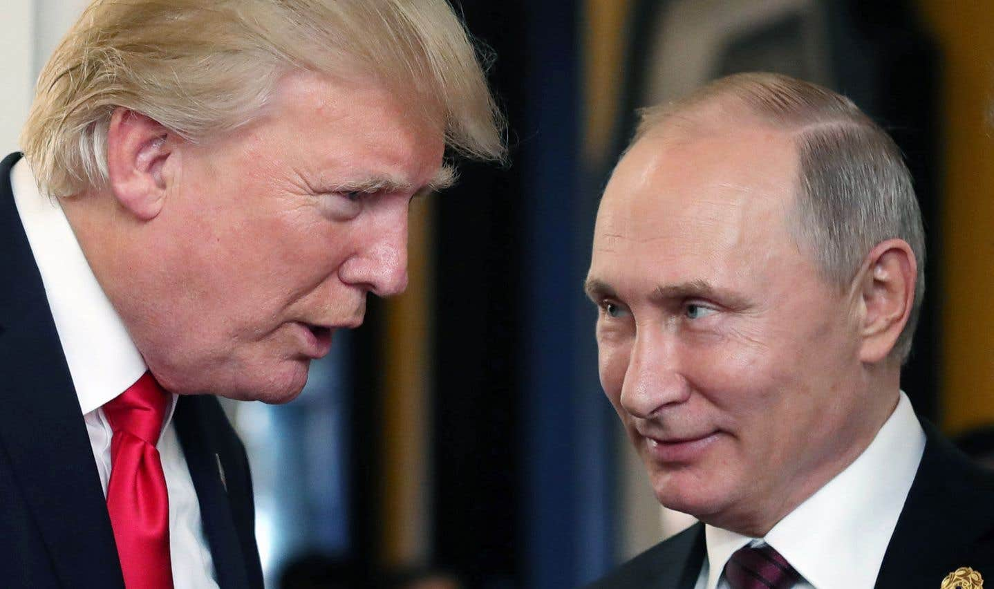 Attentat déjoué en Russie: Poutine remercie Trump pour l'aide américaine