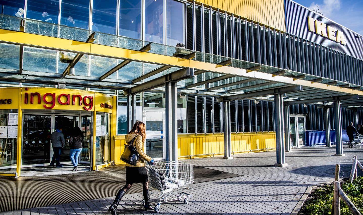 L'UE enquête sur Ikea  pour avantages fiscaux indus aux Pays-Bas