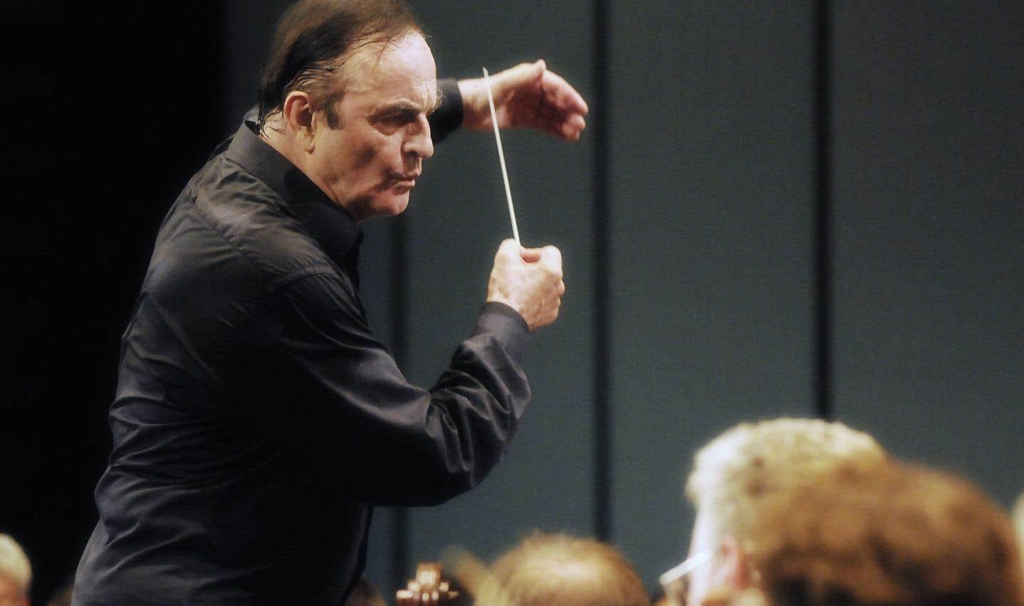 Plusieurs orchestres rompent les liens avec Charles Dutoit