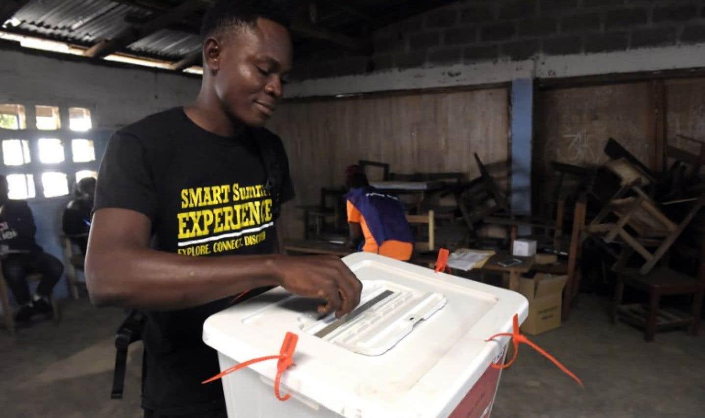Une «victoire» pour la démocratie au Liberia?