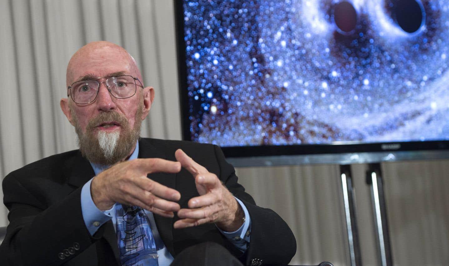 Le physicien Kip Thorne est l'un des lauréats du prix Nobel de physique 2017, qui ont prouvé que les ondes gravitationnelles étaient un nouvel outil dans la trousse des astrophysiciens, et pas simplement une curiosité théorique.