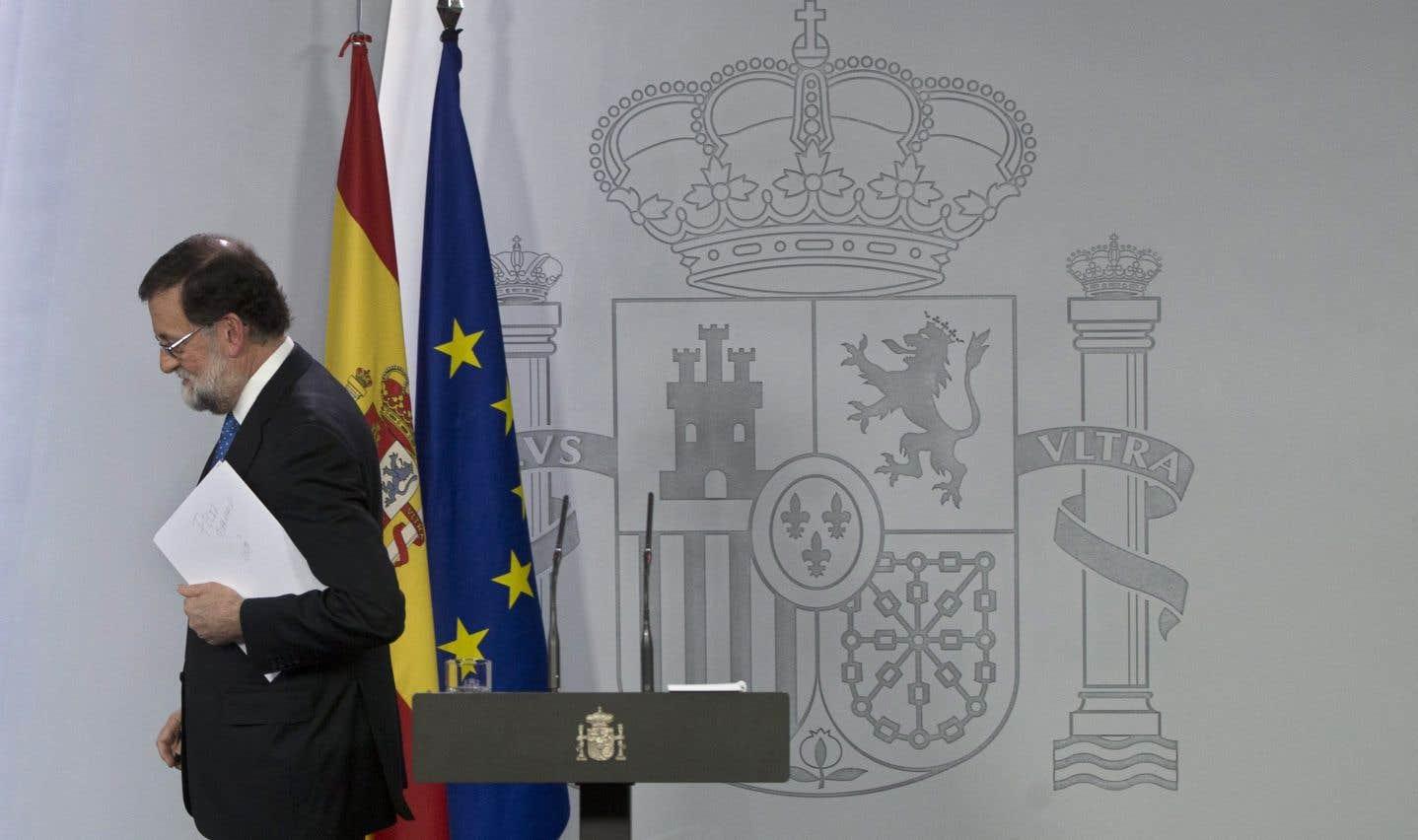 Le chef du gouvernement espagnol, Mariano Rajoy, avait perdu son pari en convoquant des élections anticipées après avoir placé la Catalogne sous tutelle en utilisant pour la première fois l'article 155 de la Constitution.