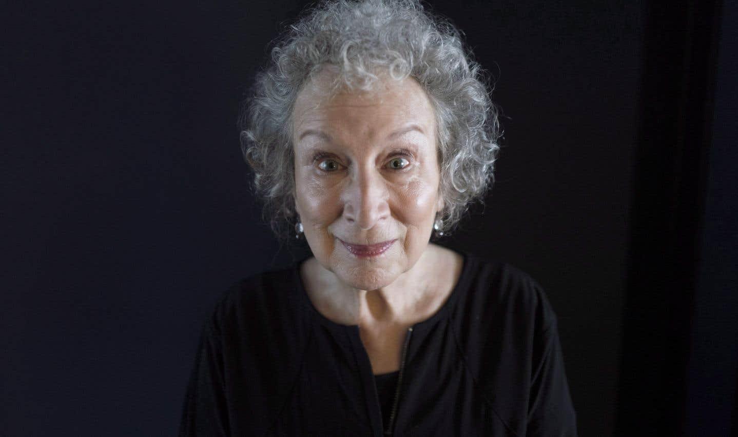 Margaret Atwood, romancière de l'année 2017