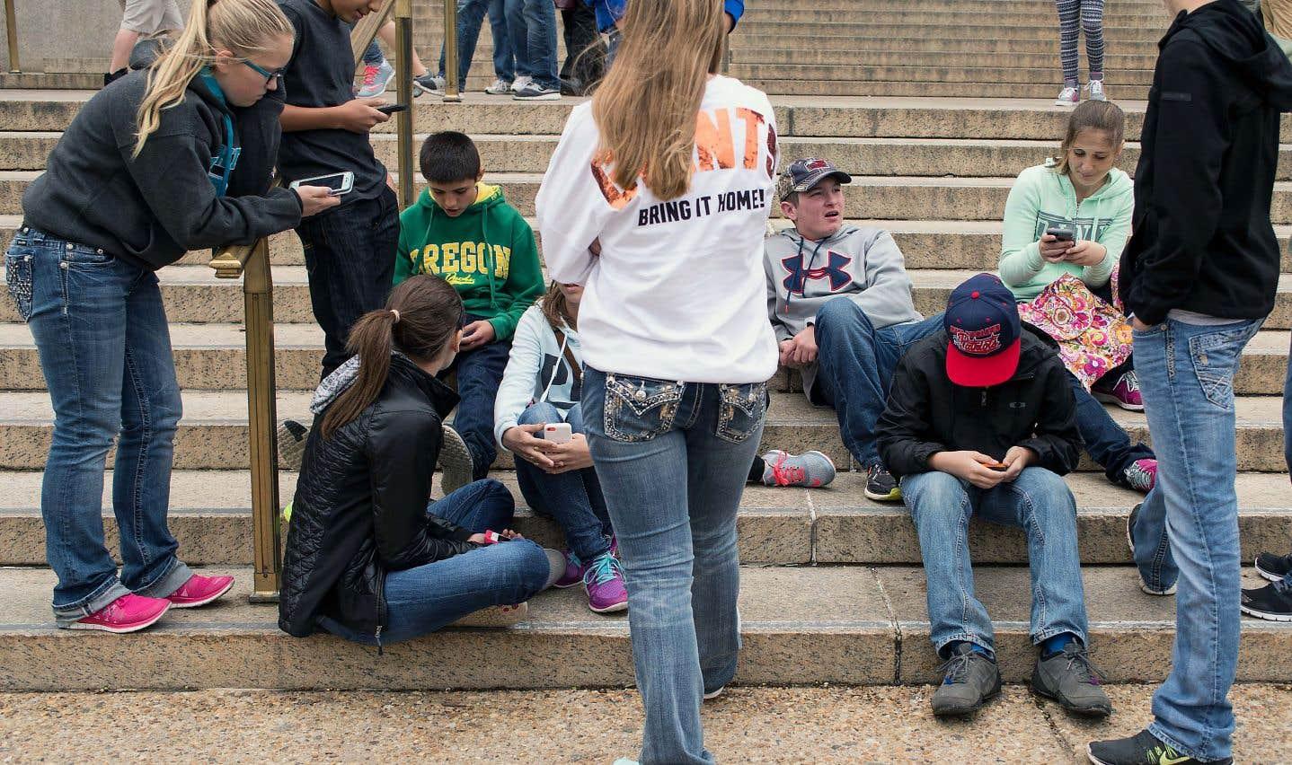 Nés avec un cellulaire dans la couche et un iPad en guise de hochet, les millénariaux sont des touristes du numérique à côté des jeunes de la génération Z.