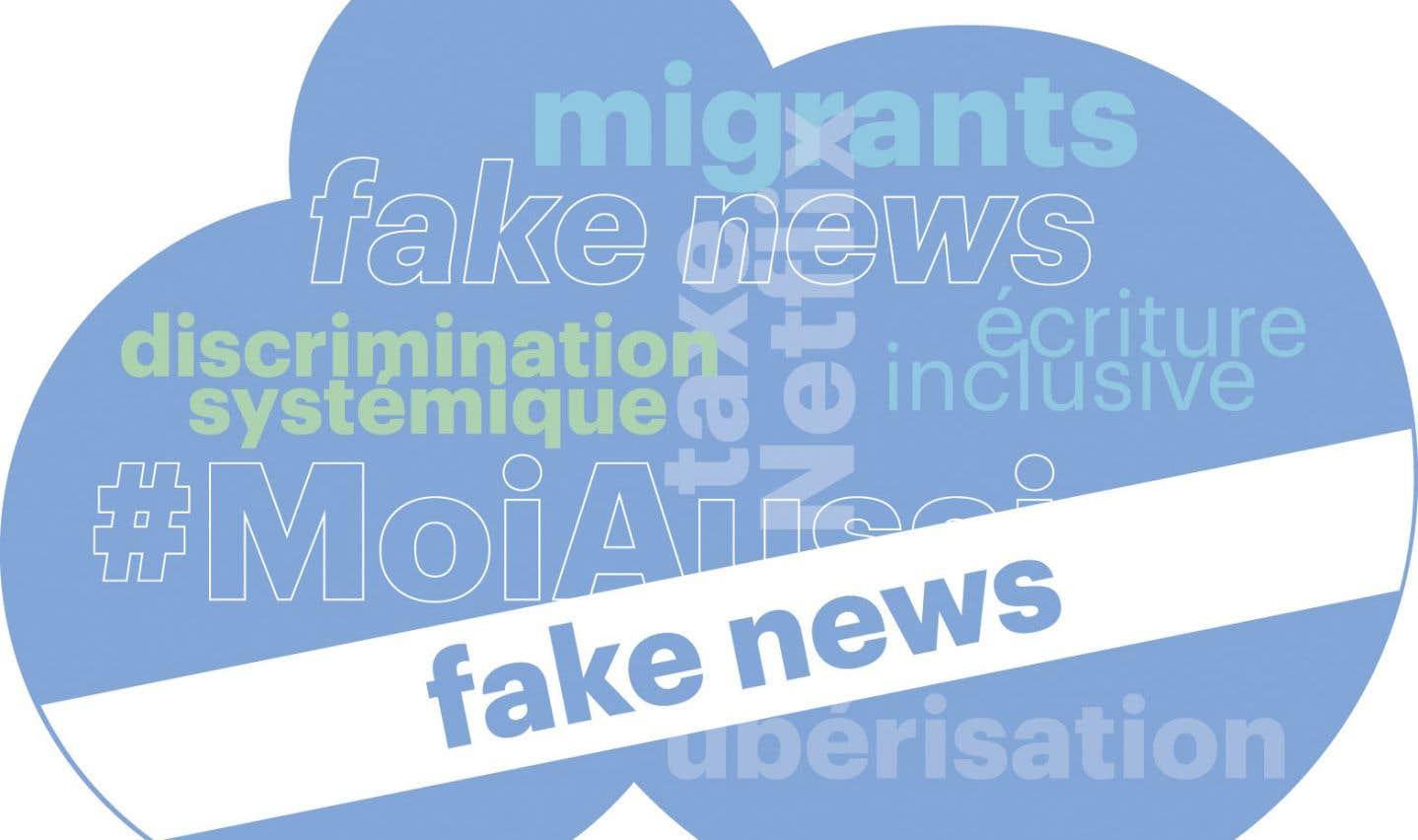 Les mots de l'année (6/6): «Fake news», les vraies fausses nouvelles