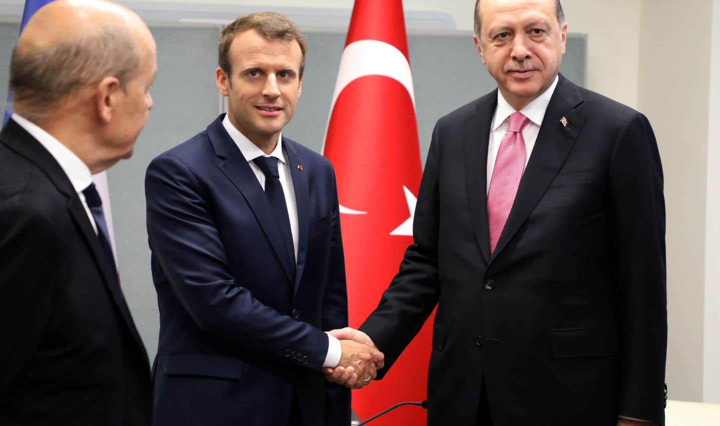 Macron recevra Erdogan vendredi et parlera des «droits de l'homme»