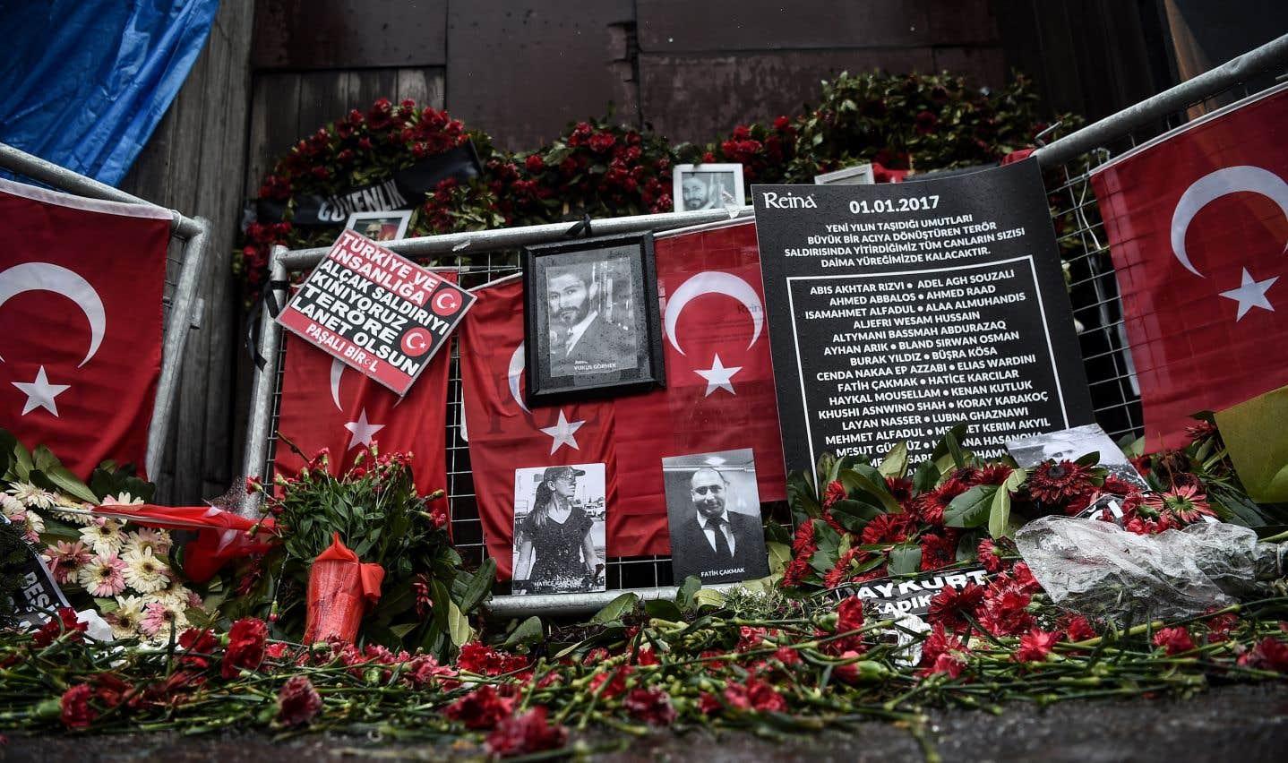 Haute sécurité et arrestations en Turquie, un an après l'attentat du Reina
