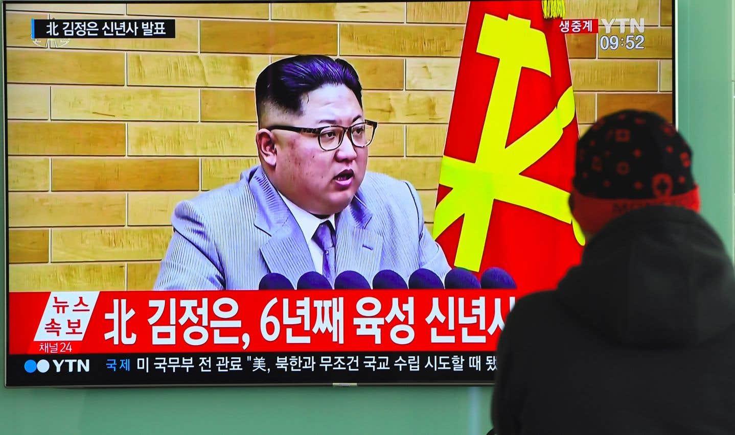 Le ping-pong nucléaire continue en 2018 entre la Corée du Nord et les États-Unis