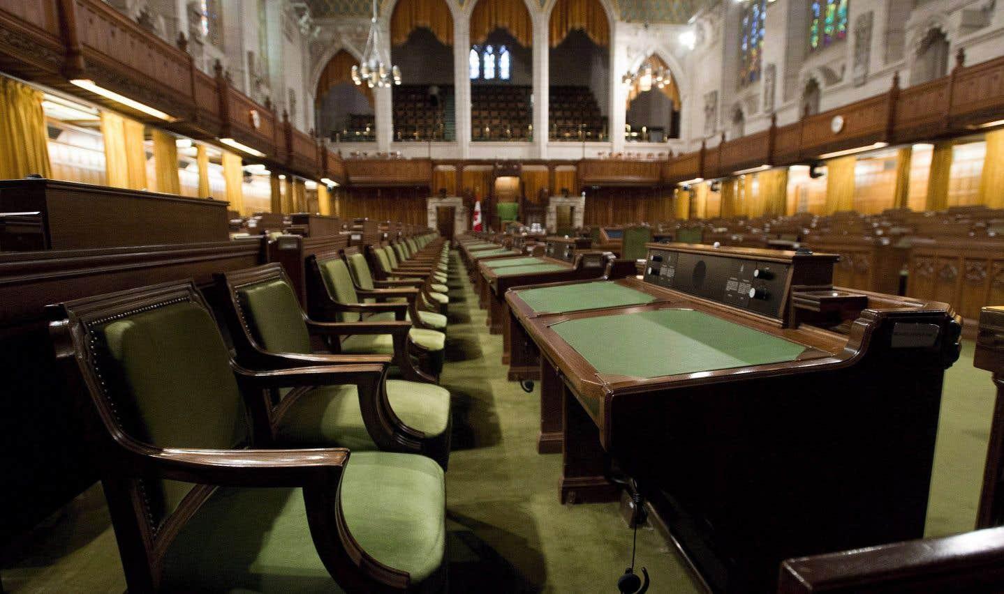 Les inconduites sexuelles n'épargnent pas le Parlement