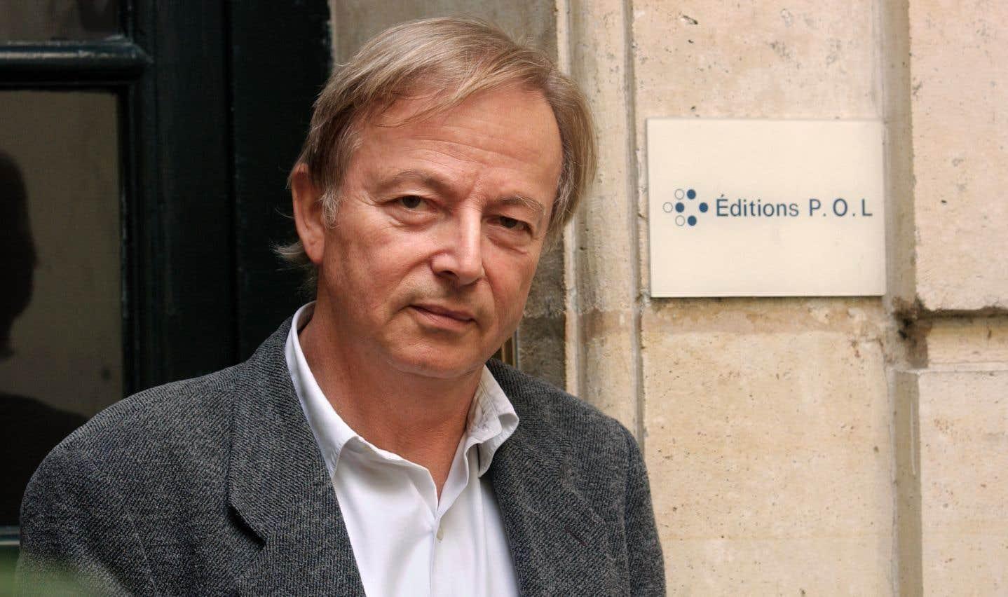 Paul Otchakovsky-Laurens en 2001