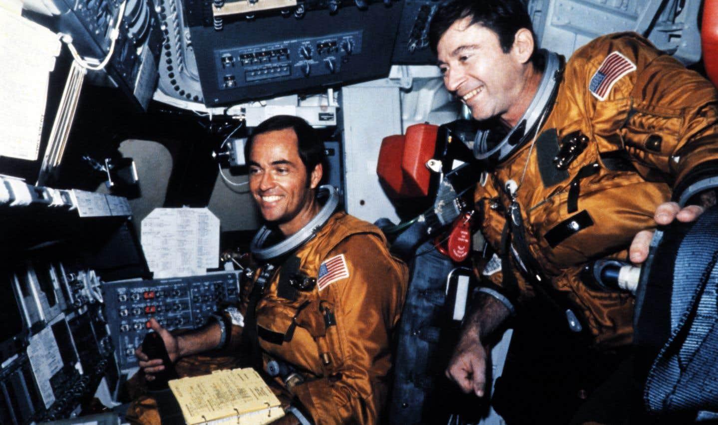 Décès de John Young, le neuvième homme à avoir marché sur la Lune