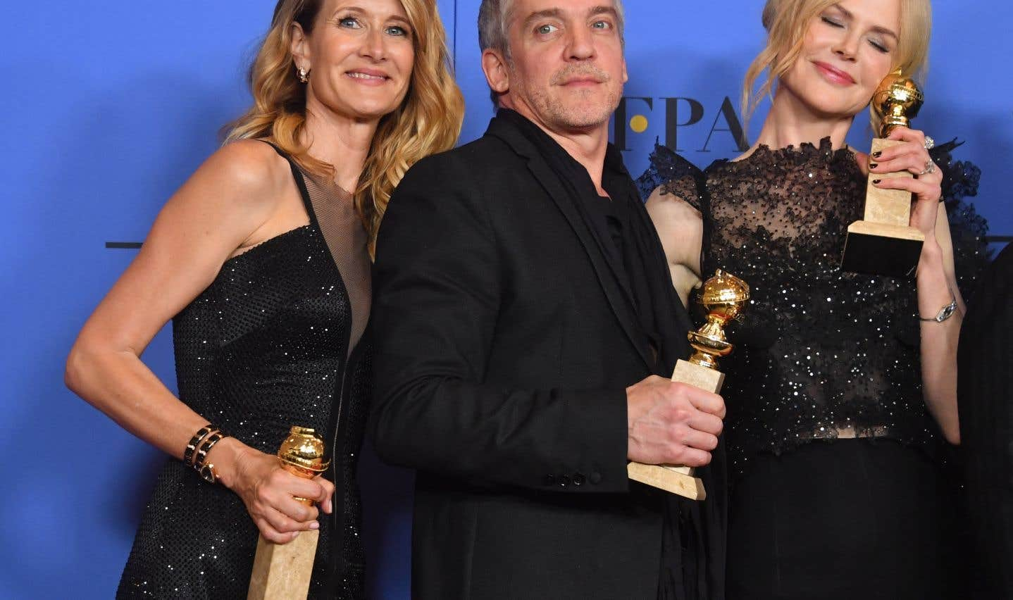 La série «Big Little Lies» de Jean-Marc Vallée primée aux Golden Globes