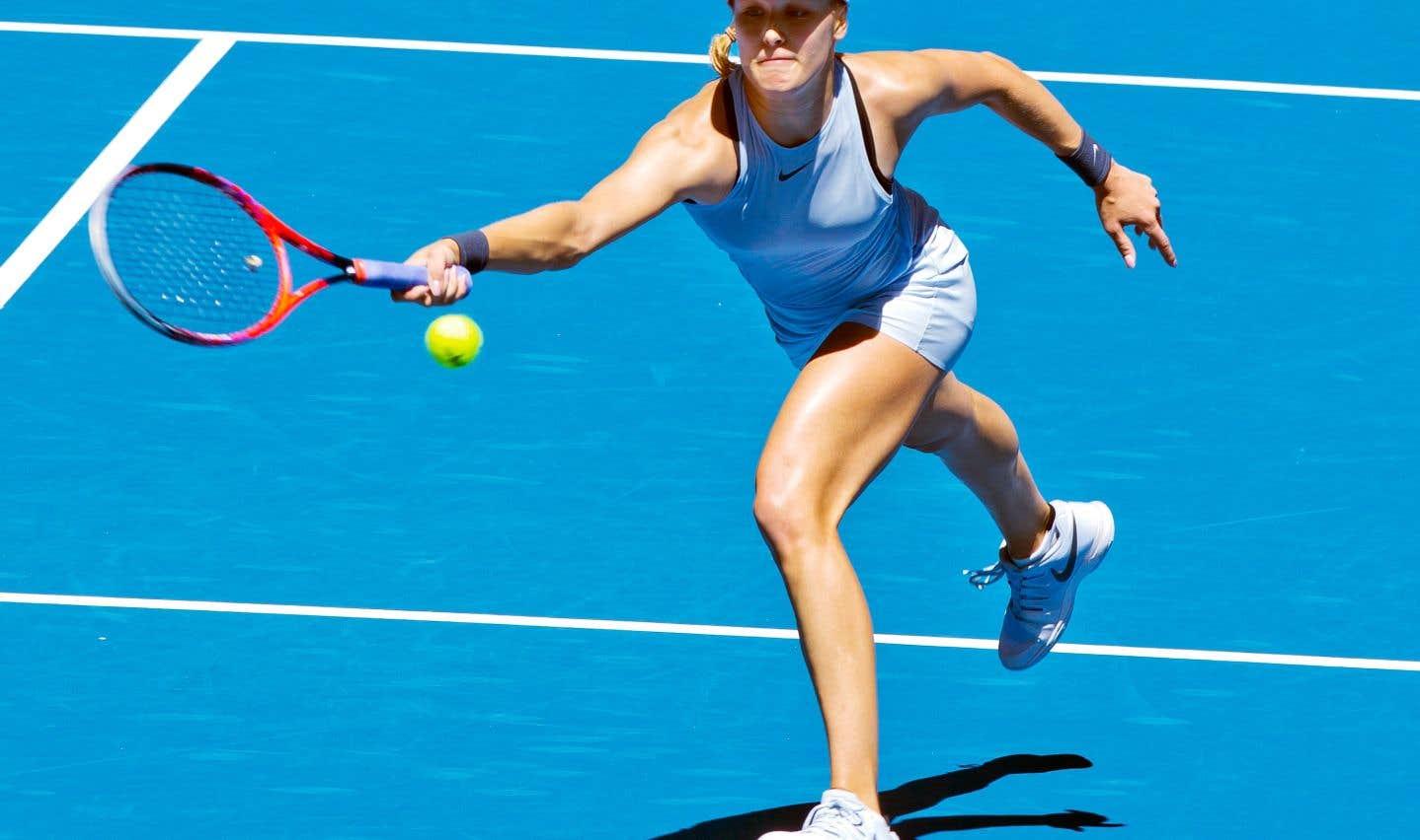 Eugenie Bouchard subit l'élimination au premier tour à Hobart