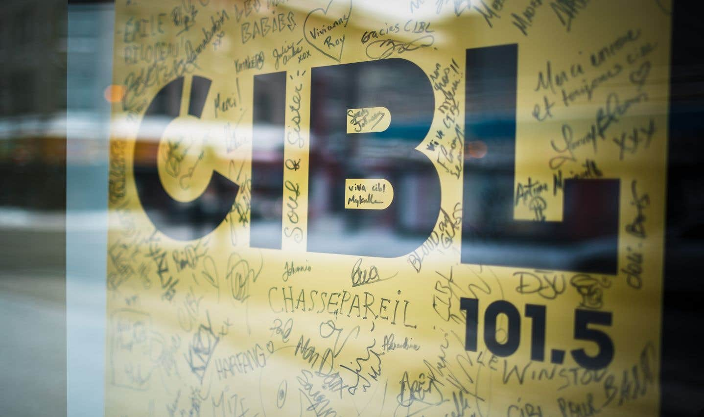La station CIBL a mis à pied tous ses employés en raison de difficultés financières le 5 janvier.