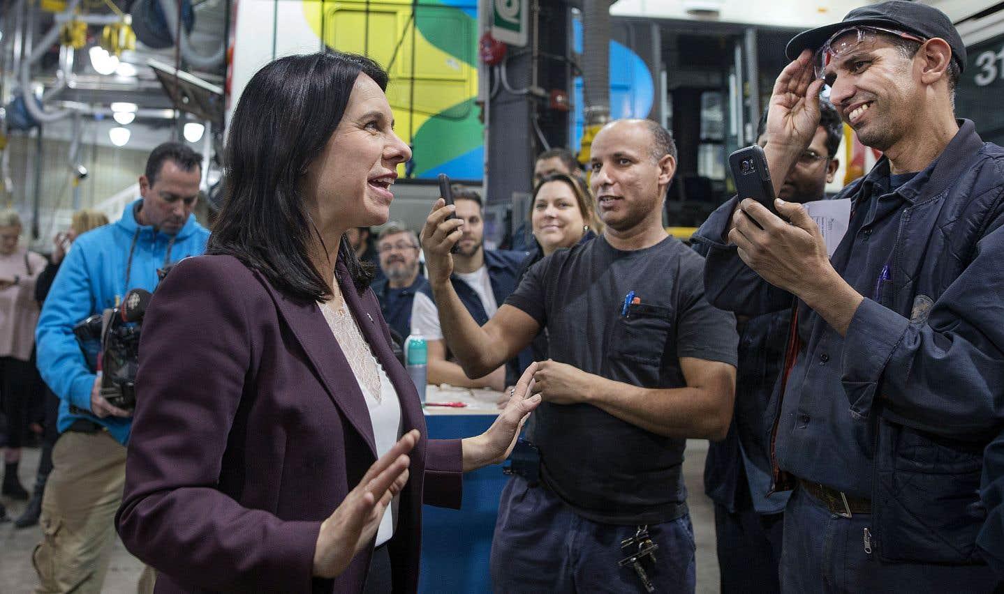 Mobilité, économie et habitation en priorité à Montréal