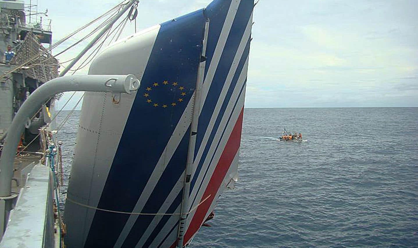 L'accident du vol AF447, le 1erjuin 2009 au large du Brésil, a tué les 228 passagerset membres de l'équipage.