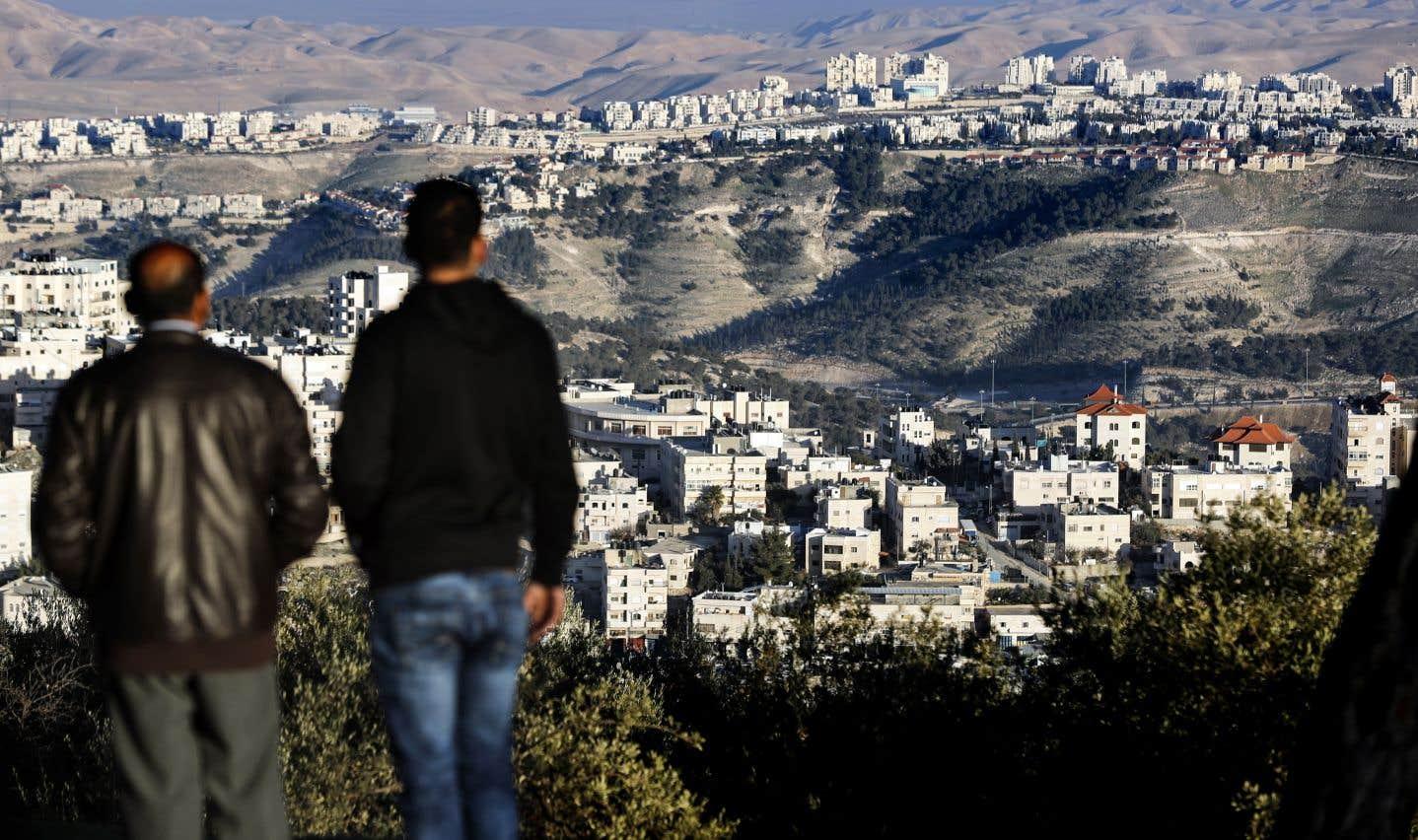 Cisjordanie: Israël approuve plus de 1100 nouveaux logements de colons
