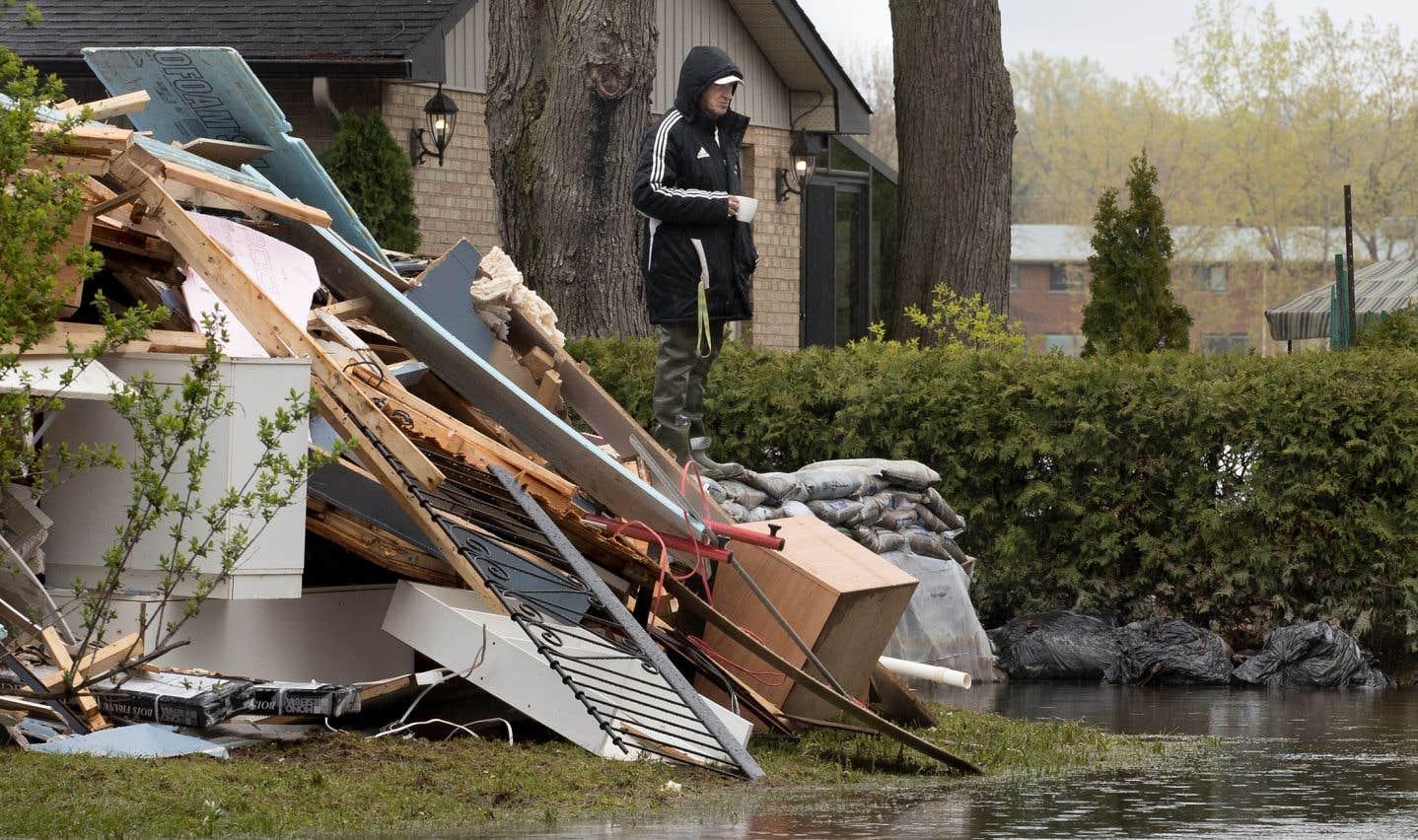 Des leçons à tirer des inondations du printemps 2017