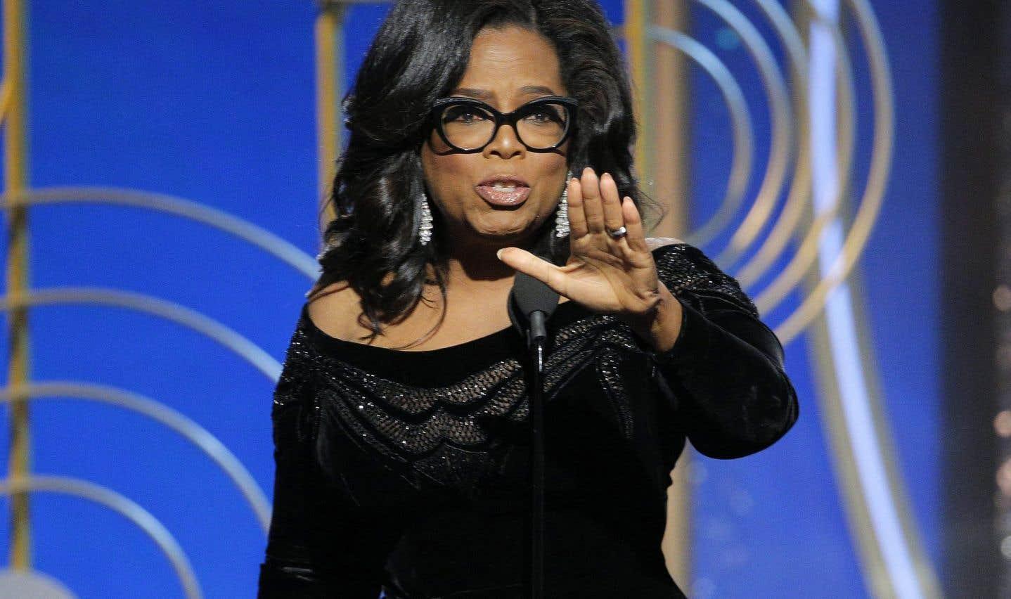 En réaction à l'écœurantite générale à l'égard de Donald Trump, il se pourrait que la tendance à appuyer des personnalités publiques comme Oprah Winfery s'explique en partie par une rationalité du moindre effort, croit l'auteure.