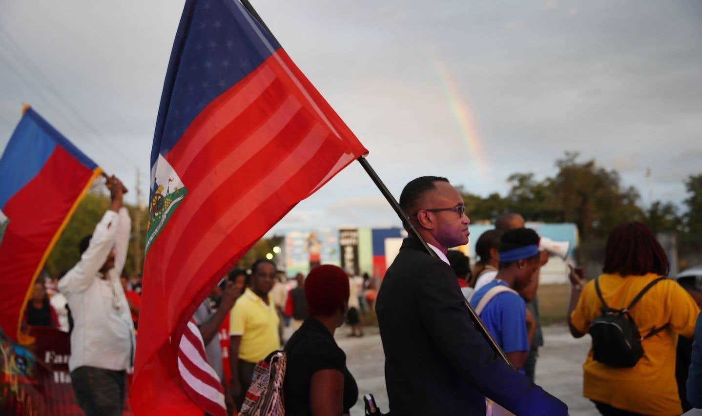 Les 58000 Haïtiens qui risquent de ne plus pouvoir rester aux États-Unis après 2019 seront forcés de rentrer au bercail.