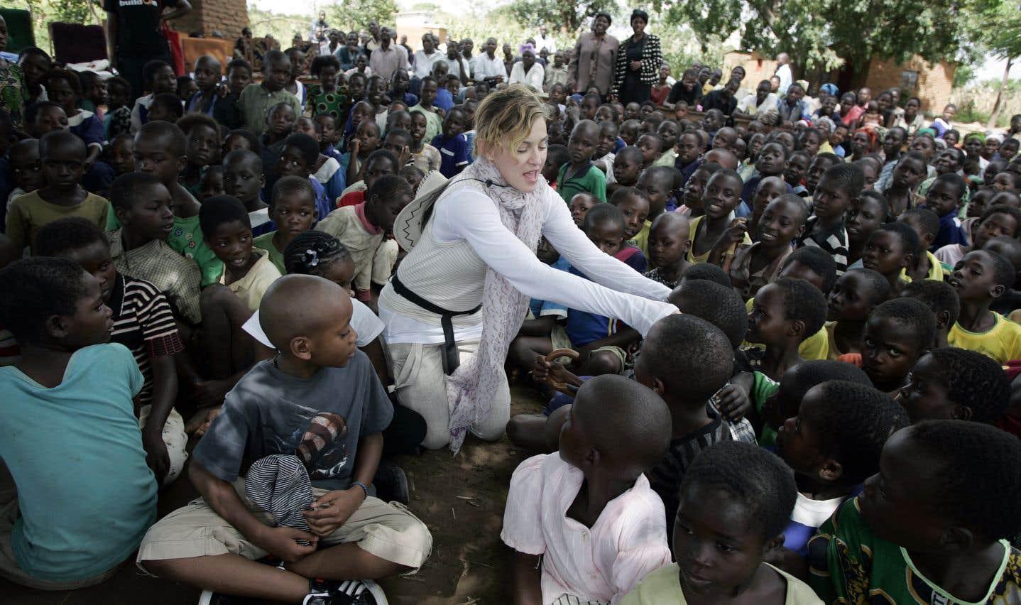 Le «volontouriste», ce mauvais samaritain