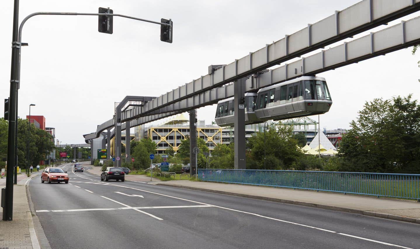 Le pari trop audacieux d'un monorail entre Montréal et Québec?