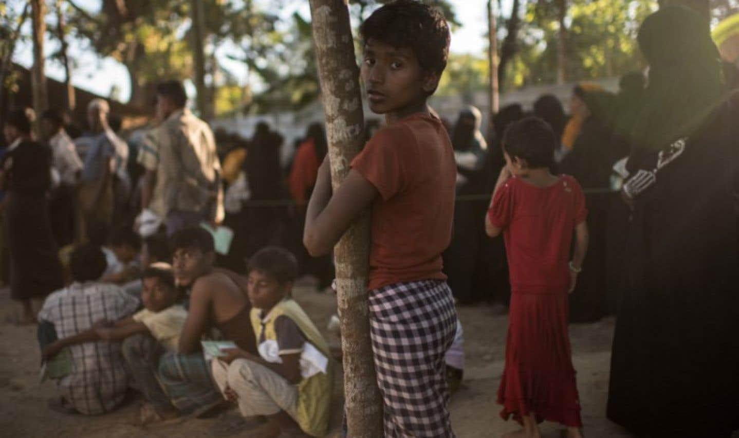 Bangladesh et Birmanie évoquent les modalités du rapatriement des Rohingyas