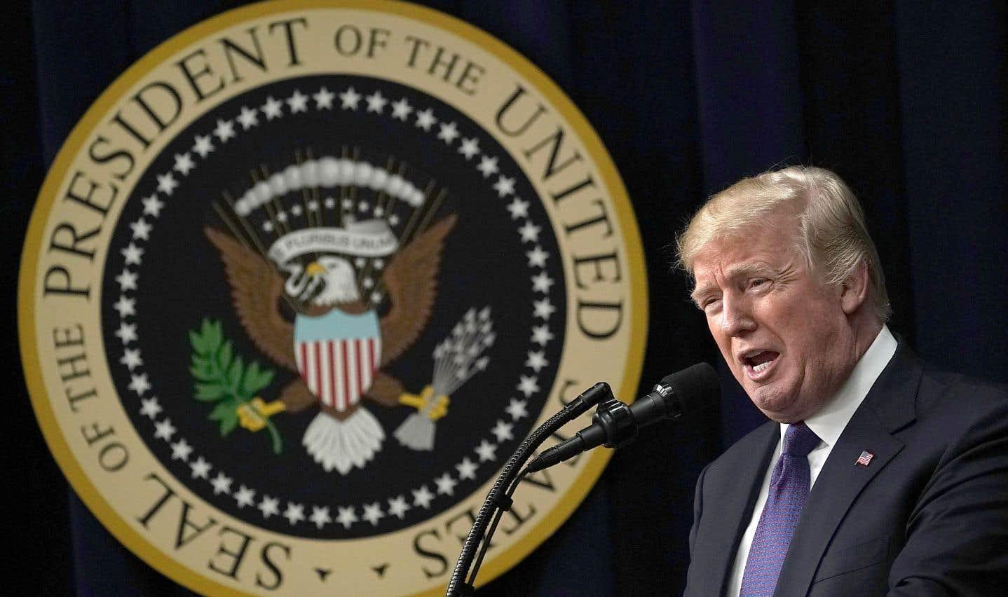 En coupant l'aide aux réfugiés palestiniens, Trump renouvelle la volonté des États-Unis de se retirer un peu plus de la scène internationale.