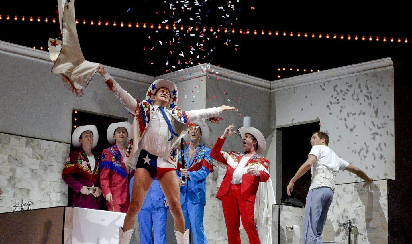 L'Opéra de Montréal revisite le destin de JFK