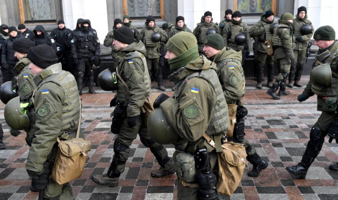 La Russie accuse l'Ukraine de se préparer à «une nouvelle guerre»