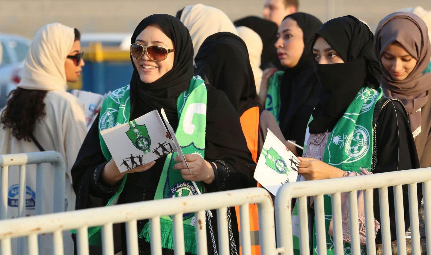 Pour les Saoudiennes, «des réformes encourageantes mais cosmétiques»