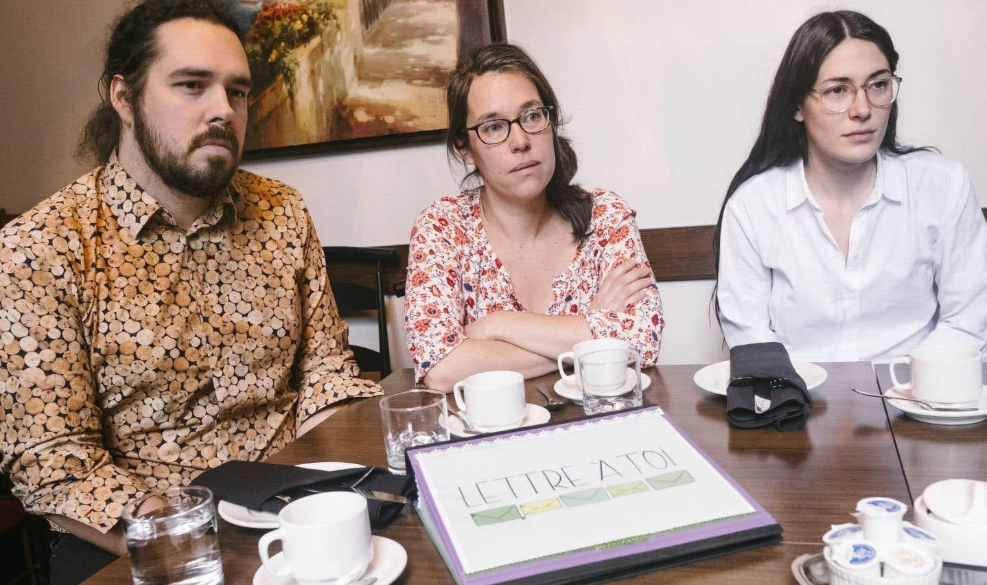 Des citoyens de Québec ont tissé des liens avec la communauté musulmane