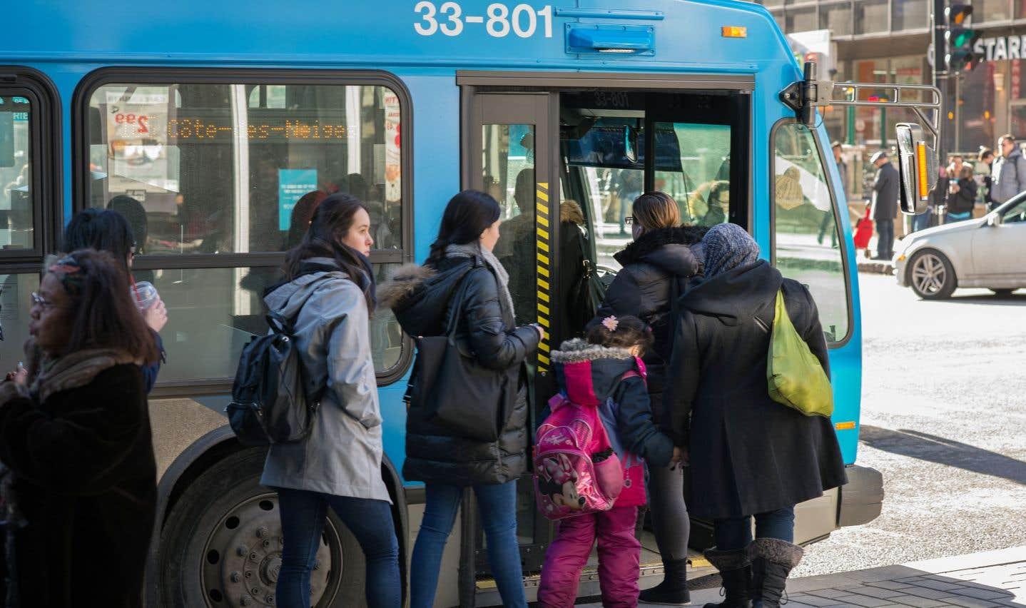 Refonte majeure du réseau d'autobus de la STM