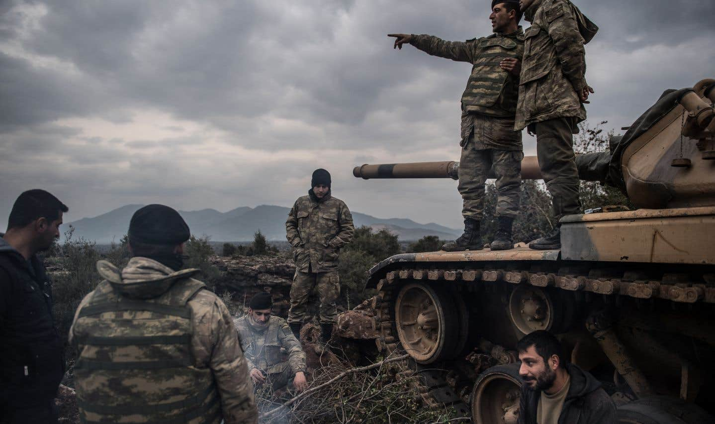 La Turquie poursuit son offensive en Syrie
