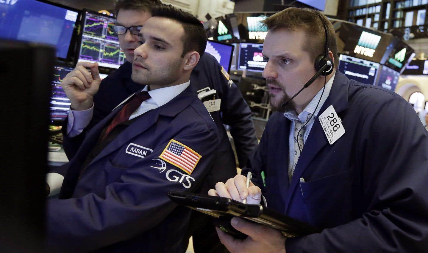 Les principales Bourses mondiales profitent du vent d'optimisme avec la multiplication des records enregistrés à Wall Street.