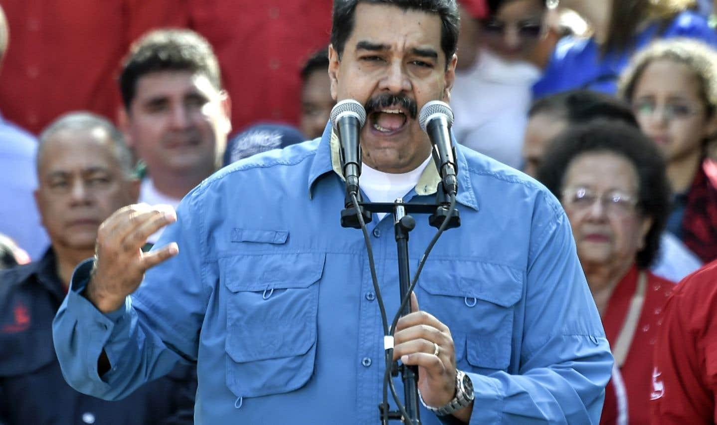 Le président vénézuélien, Nicolás Maduro,s'est dit prêt à se lancer dans la course à la présidentielle.
