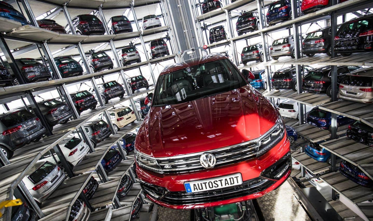 Volkswagen poursuivie au nom de tous les Québécois