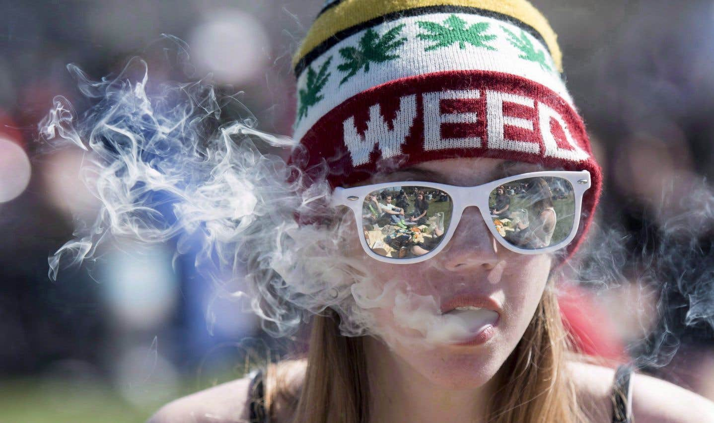 Cannabis récréatif: des ventes estimées à 5,7 milliards en 2017