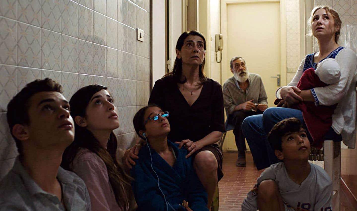 Le film «Une famille syrienne», qui dépeint le quotidien d'une famille aisée refusant de fuir son pays déchiré par la guerre.