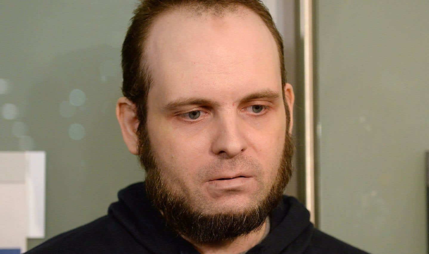L'ex-otage canadien Joshua Boyle