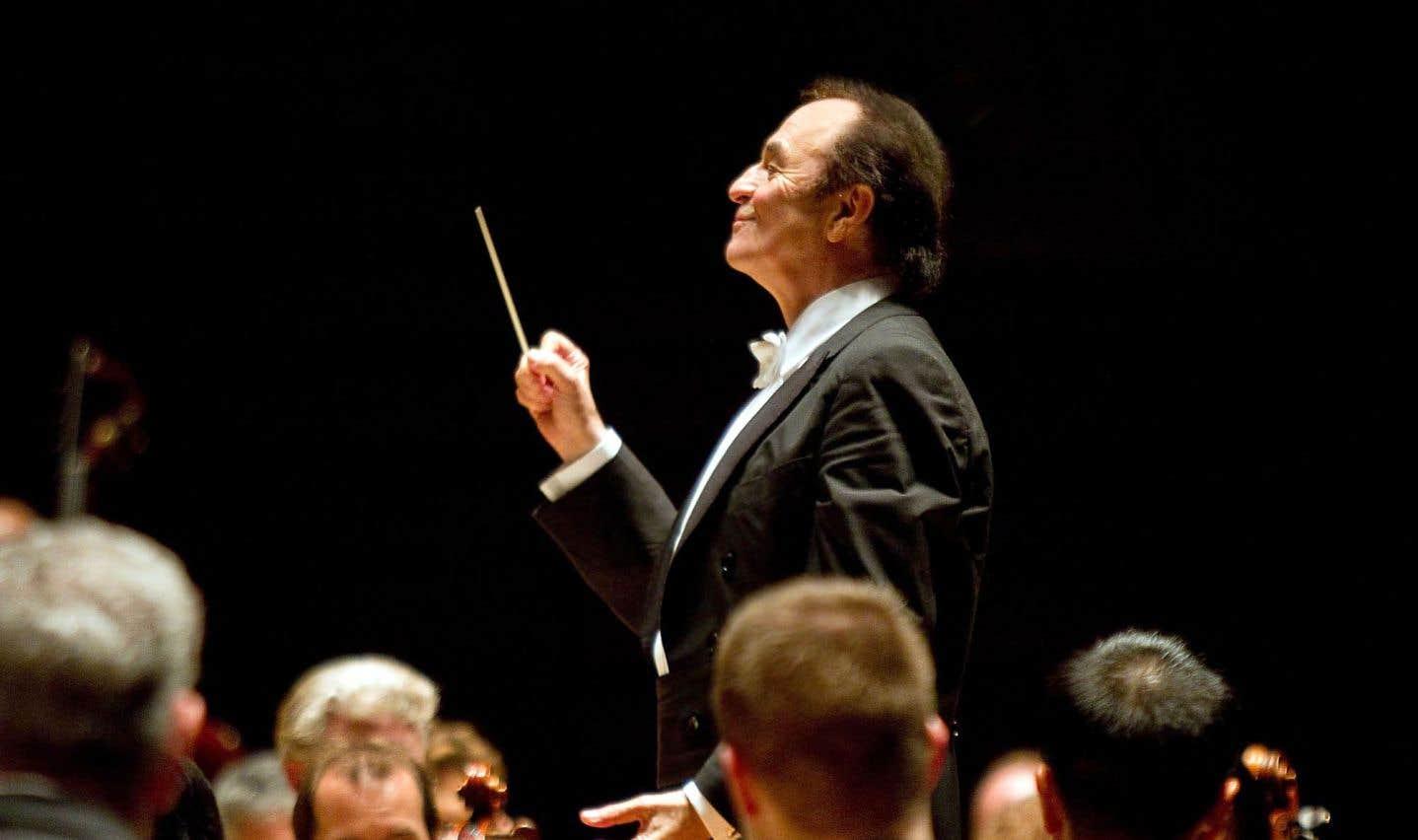 Charles Dutoit, un homme et «son» orchestre