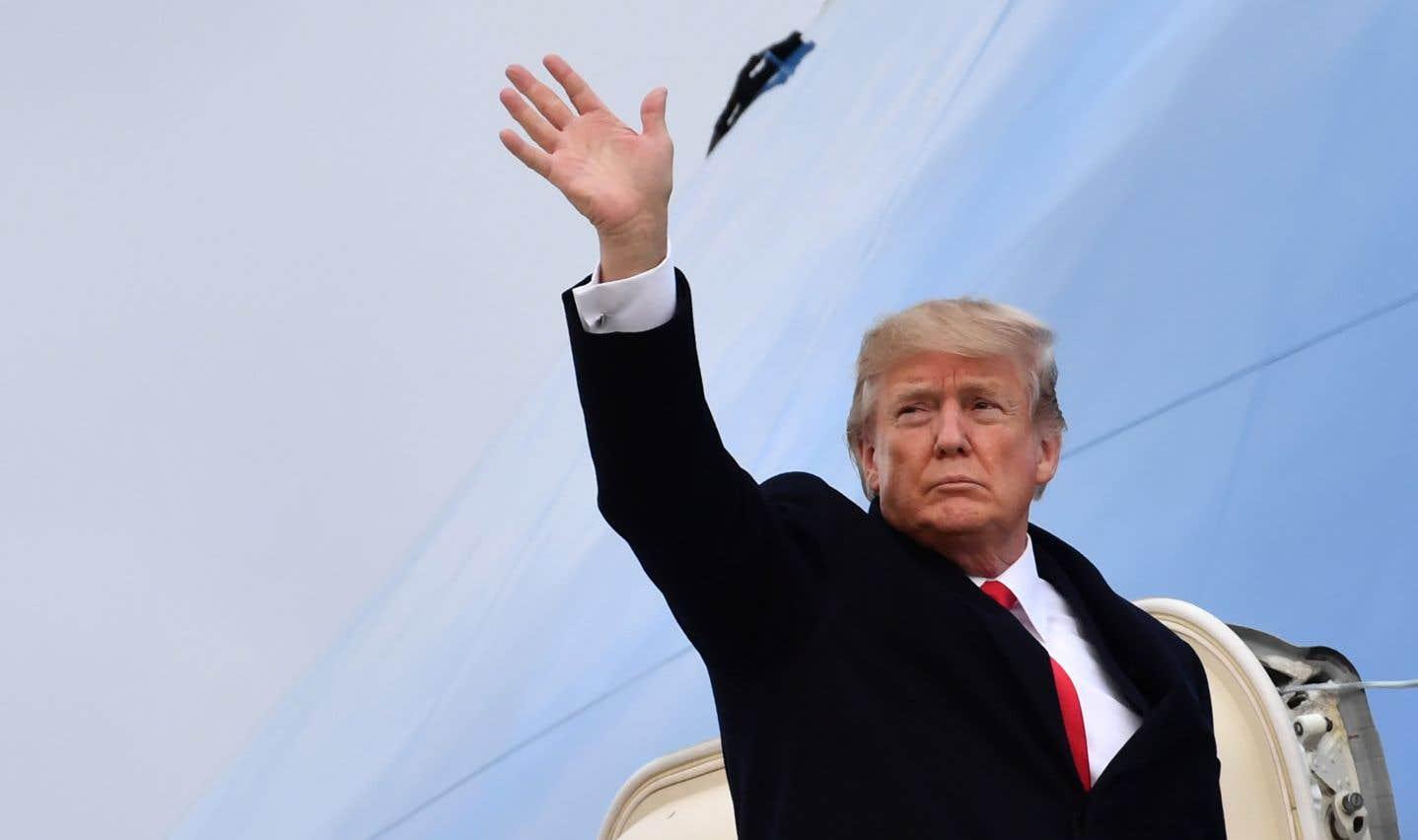 Au moment d'annoncer le retrait de son pays, en juin dernier, M. Trump avait soutenu que l'Accord de Paris serait nuisible «aux travailleurs, aux consommateurs, à l'industrie et à l'économie américains».