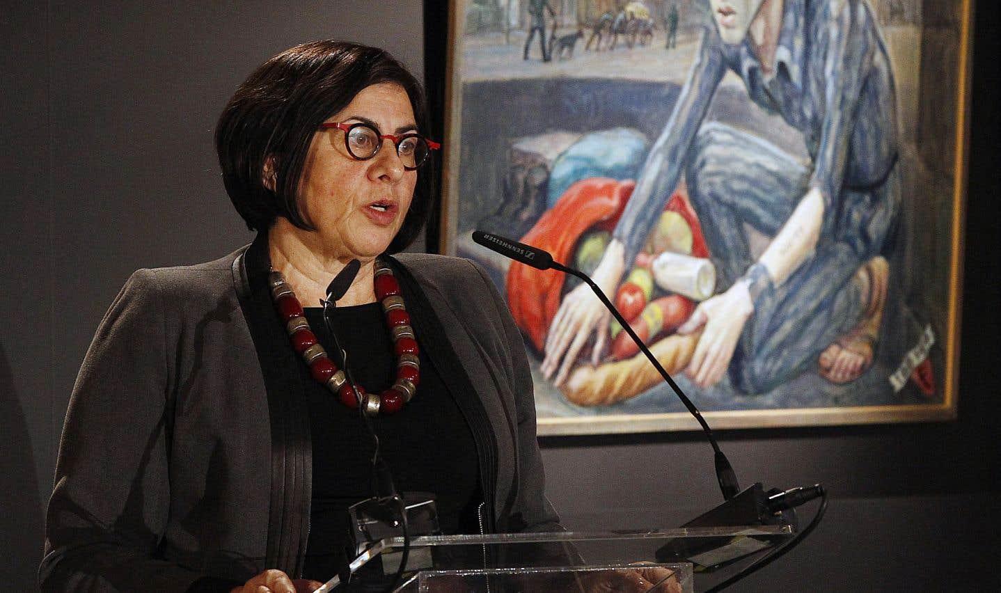 L'ambassadrice d'Israël à Varsovie, Anna Azari, a dénoncé les zones grises de la loi polonaise.