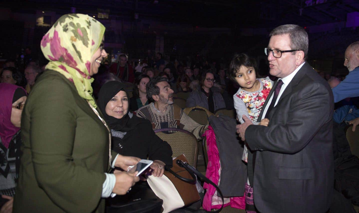 Anniversaire de l'attentat de Québec: un rassemblement sous le signe de l'unité